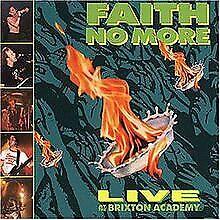 Live at the Brixton Academy de Faith No More | CD | état bon