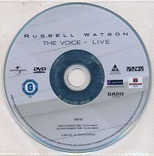 Russell Watson The Voice Live DVD