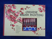 Classic Chinese Brush Painting Deluxe Book Art Set NEW watercolor asian oriental