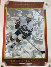 Joe Sakic MVP Colorado Avalanche NHL Hockey Poster Collectors Edition Costacos