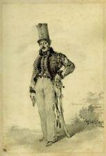 Dessins et lavis du XIXe siècle et avant personnage