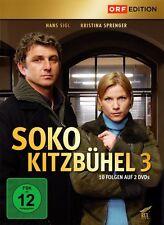 SOKO KITZBÜHEL Vol. 3 (Kristina Sprenger, Hans Sigl) 2 DVDs NEU+OVP