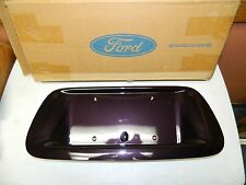 New OEM 1995-2000 Ford Contour License Plate Panel Filler Trunk lid Purple