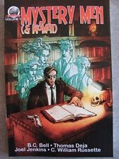 Mystery Men & Women volume 4 Anthology New Pulp adventure from Airship 27