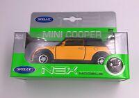 Mini Cooper Modellauto Auto LIZENZPRODUKT 1:34-1:39 / OVP verschiedene. Farben
