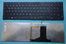 Tastatur Toshiba Tecra A50-A Keyboard LED Backlit Beleuchtung MP-13F76D0J356