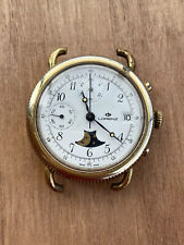Lorenz Chronograph Movement ETA 7768 Working For Parts Repair Vintage