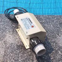 3000W Electric Swimming Pool Heater & SPA Bathe Bath Hot Tub Thermostat 220V