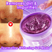 [SHILLS] Tourmaline Whitening Deep Clean Pores Cool Gel Facial Mask 150ml NEW