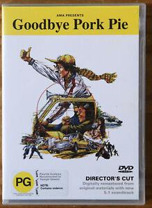 Goodbye Pork Pie - DVD - Region 4 - Director's Cut - Digitally Remastered