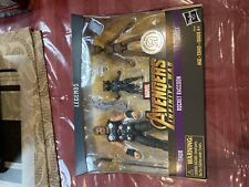 Marvel Legends Thor Groot Rocket Racoon Three Pack