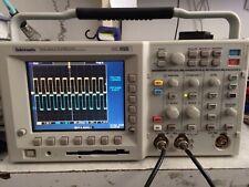 New Listingcalibrated Tektronix Tds3012 Oscilloscope 100mhz 2ch Latest Version Was 9000