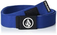 Volcom Men's Circle Web Belt CMP