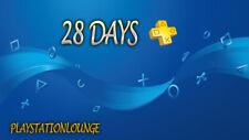 28 DAYS PlayStation Plus PS4-PS3 -Vita (US-Membership) PS PLUS