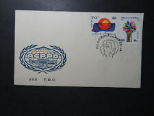 China PRC 1981 ACPPP Series FDC - J73 - Z10990