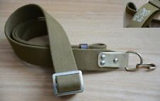 USSR Soviet Russian Army Original sling belt carrying stamp canvas