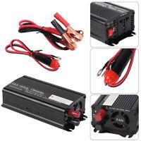 new 1500W/3000W Power Car Converter power inverter DC 12V to AC 220- 240V