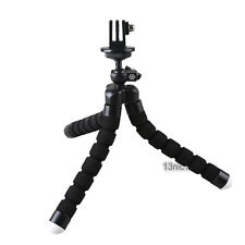 Universal Flexible Mini Tripod Stand Mount Holder For GoPro Hero 2 3 3  4 Camera