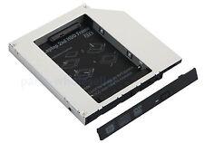 Nuovo Pata IDE a SATA 12.7mm 12.7 mm universale 2nd HD HDD Disco Rigido Caddy
