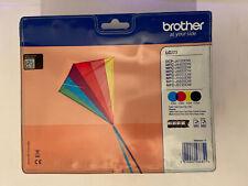 Genuine Original Brother LC223 Multipack B/C/M/Y Printer Ink Cartridges 2022 VAT