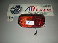 47040000 FANALE POSTERIORE (REAR LAMPS) SX TRATTORI FIAT 450 470 1000