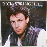 Rick Springfield + CD + Living In OZ + Special Edition + 10 starke Songs +