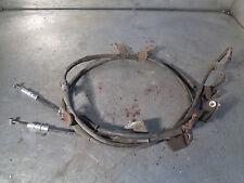 Honda Civic Tipo R EP3 2001-2006 Freno De Mano Trasero Cables Buen Estado