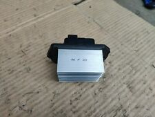 HONDA CRV MK2  2005  HEATHER BLOWER MOTOR RESISTOR 077800-0710
