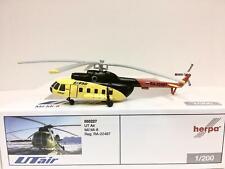 Herpa Wings UT Air Mil Mi-8 1:200 RA-22467 555227