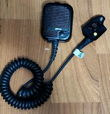 M/A-Com Two Way Radio Speaker Microphone Lapel Mic Kry101 1617/63 R3A Ericsson