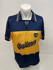 More details for cabj boca juniors replica football shirt size xl a77