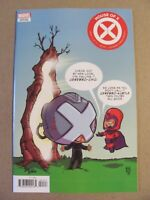 House of X #1 Marvel 2019 Series X-Men Skottie Young Variant 9.6 Near Mint+