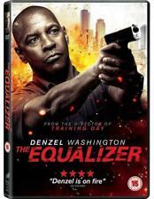 The Equalizer Denzel Washington Bill Pullman Sony GB 2015 DVD Neuf