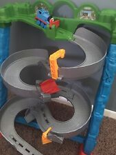 Fisher price thomas the train spills and thrills on sodor track bcx21 playset