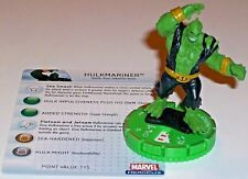 HULKMARINER #049 #49 The Incredible Hulk HeroClix Chase Rare