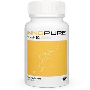Vitamin D3 4000IU (100ug) 365 Tablets Vegetarian Society Approved