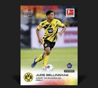 2020-21 Topps Now Bundesliga JUDE BELLINGHAM 1st RC Rookie Card #4 BVB Dortmund