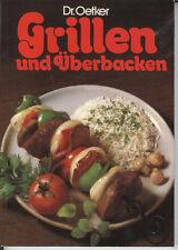Grillen und Überbacken - Dr. Oetker