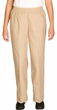 Edwards Garment Women's Elastic Waistband Pull On Casual Pants. 8886