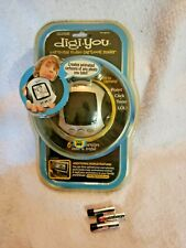 Digi You Personal Video Cartoon Maker plus 3 new fresh aaa batteries new sealed