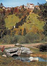 BR31614 Jougne le bas du villahe cu de la vallee de la jougnena france