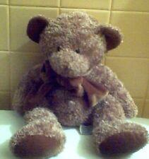 "RUSS~PLUSH ~PRINCE ROBERT~16""~BROWN BEAR"