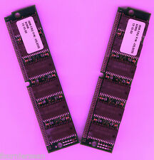 2x 64 MB MEG Kurzweil Sampler Memory UPGRADE AKAI-64MB-EDO-SIMM 128MB E-MU M2 CD