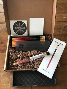Palomino Blackwing Volumes 725 FULL SUBSCRIBER BOX and TUBE