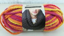 Big Twist Natural Blend Yarn 1 Skein Natural Blend sunset 11004 acrylic / wool