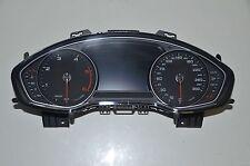 Audi A4 8W B9 Kombiinstrument 8W5920781 Diesel 300KmH  Speed Controll Unit