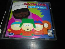 South park  Chef's luv shack   Pc game