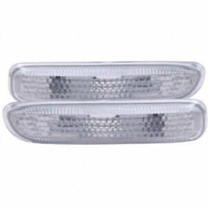 ANZO For BMW 323is 1999 Side Marker Lights Clear