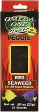 Omega One Super Veggie Red Seaweed 24 sheets .80 oz