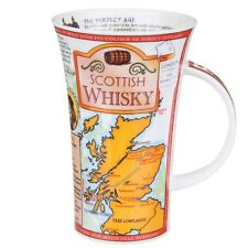 Fine Bone China Mug Scottish Whisky Design - Made in the UK with British Clay